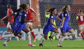 Euro'2017: França nos 'quartos' com ajuda da guardiã suíça