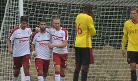 Candeias marca do triunfo do Rangers sobre o Watford