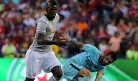 Mourinho diz que Pogba está ao mesmo nível de Ronaldo e Messi