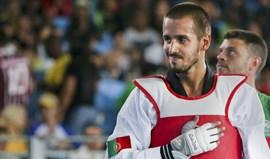 Rui Bragança campeão europeu de Taekwondo
