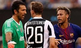 Buffon: «Por que é que o Neymar vale 222 e não 600 milhões?»