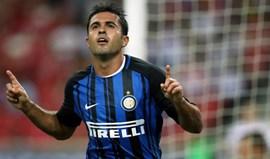 Inter bate Bayern num duelo entre João Mário e Renato Sanches