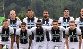 Particular entre Udinese e Hannover cancelado por excesso de espectadores