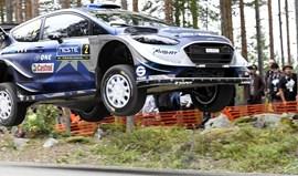 Tänak lidera Rali da Finlândia ao vencer primeira especial