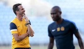 Bruno Baltazar arranca um nulo na visita do AEL a Viena