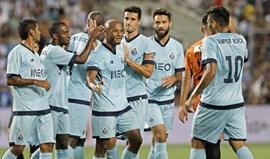 Portimonense-FC Porto, 1-5 (Resultado final)