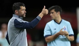 Sérgio Conceição: «É uma treta dizer que o resultado não é importante agora»