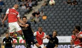 AIK-Sp. Braga, 1-1: Nem tudo foi mau neste empate bom
