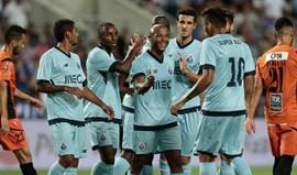 A crónica do Portimonense-FC Porto (1-5): Bem arrumadinhos a partir a louça toda