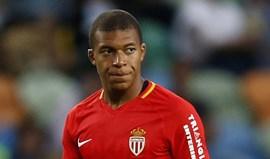 Monaco só se senta à mesa para discutir saída de Mbappé por 200 milhões