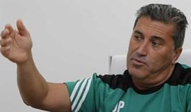 José Peseiro: «Saí do Sporting, não fui demitido»