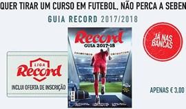 Guia Record 2017/18 já nas bancas