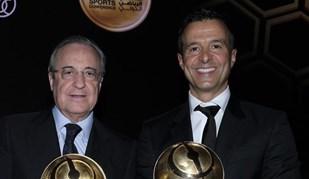 Já só há um 'sobrevivente' do universo Mendes no Real Madrid