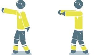 O que significam os gestos utilizados pelos árbitros em campo