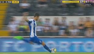Soares voltou a Guimarães e... já fez o gosto ao pé