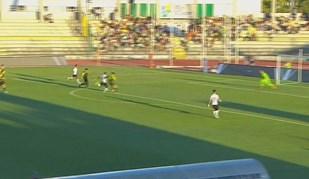 O golaço de Estupiñán que abriu o marcador no Sporting-V. Guimarães