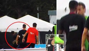 'Escaramuça' entre Neymar e Nélson Semedo já correu mundo