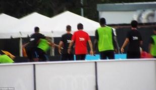 O desaguisado entre Neymar e Nélson Semedo passo a passo