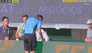 Vídeo-árbitro 'deu' golo ao Sporting