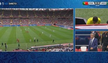 Vídeo-árbitro 'ajudou' Portugal... mas André Silva desperdiçou