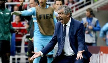 Fernando Santos: «Os portugueses estão muito orgulhosos desta equipa»