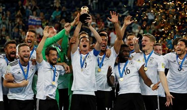 Alemanha conquista Taça das Confederações pela primeira vez