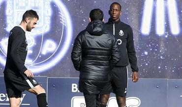 Eles não tiveram ordem para se apresentar no FC Porto