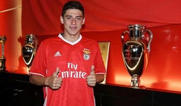 Tiago Gouveia troca Sporting pelo Benfica