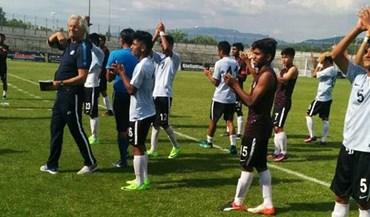 Seleção indianaem negociações para entrar no campeonato português