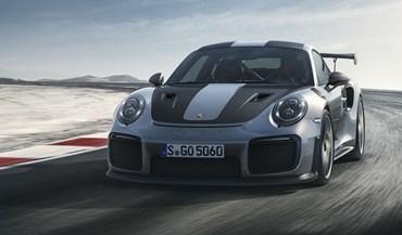 Porsche revela 911 mais potente de sempre