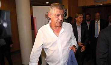 Fernando Santos: «Grupo só acreditou depois da Hungria»