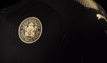 Nova camisola do Leicester promete fazer furor
