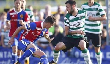 A nota dos reforços do Sporting: Bruno Fernandes promete...