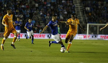 As imagens da derrota do FC Porto frente ao Cruz Azul