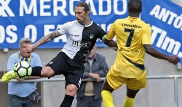 Farense: Derrota com ingleses do Millwall por 1-2