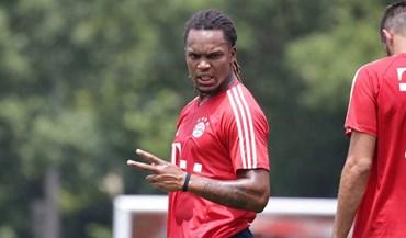 Falam, falam, falam, mas Renato Sanches está assim no Bayern...