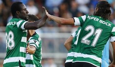 A nota dos reforços do Sporting: Mathieu fez o que pôde... e houve quem a mais fosse obrigado