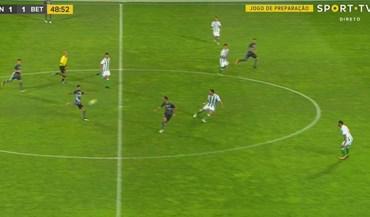 Seferovic continua a mostrar veia goleadora
