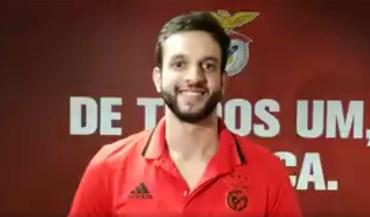 Ary Neto é o mais recente reforço do Benfica