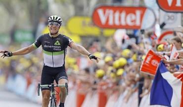 Boasson Hagen impõe-se em fuga na19.ª etapa