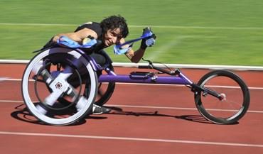 Mundial IPC: Mário Trindade quinto nos 100 metros para cadeiras de rodas