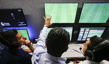 Sindicato de Jogadores e Conselho de Arbitragem testam vídeo-árbitro