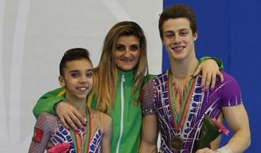 Jogos Mundiais: Portugueses em quarto nos pares mistos de acrobática