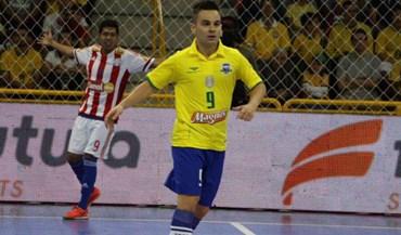 Benfica assegura internacional brasileiro
