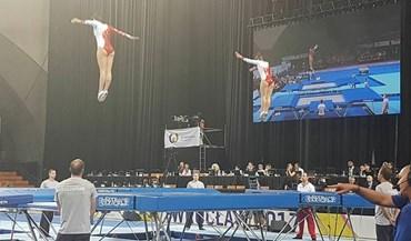 Jogos Mundiais: Nicole Pacheco e Mariana Carvalho em 7.º lugar