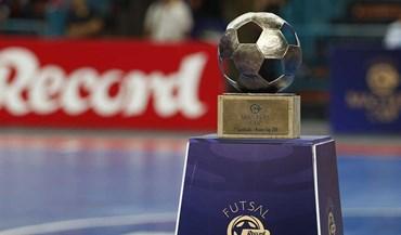 Record Masters Cup: Mestres do futsal no Arena Portimão