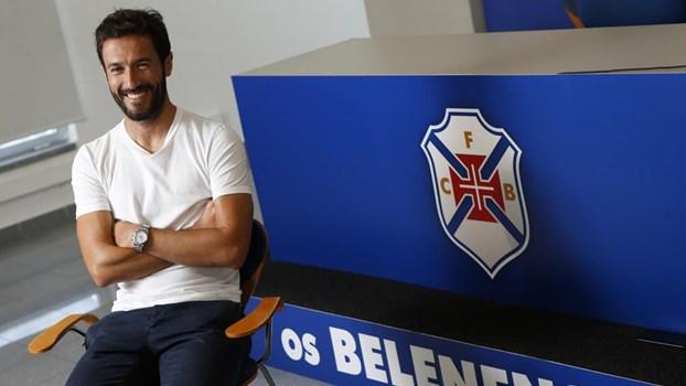 Como Hugo Viana se tornou diretor desportivo do Belenenses