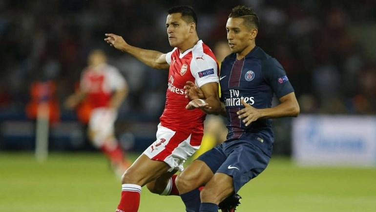 Paris Saint-Germain anuncia renovação de Marquinhos até 2022