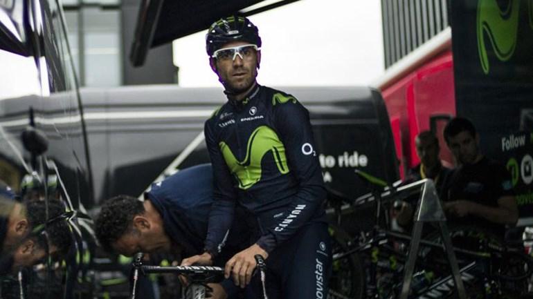 Ciclismo: Valverde operado à rótula com sucesso