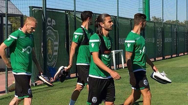 Barcelona dá autorização a Mathieu para treinar no Sporting... à experiência — OFICIAL